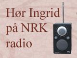 Ingrid på radio